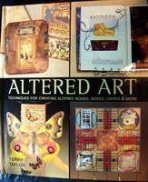 Altered Book Jacket