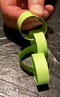 paper chain links
