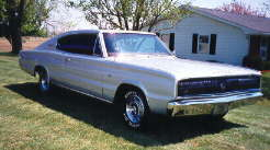 Our first new car was a 66 Dodge Charger